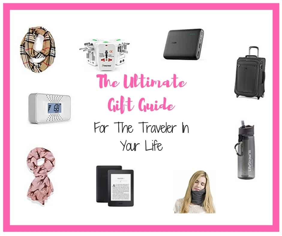 The ultimate gift guide for travelers one girl whole world for Good gifts for a traveler