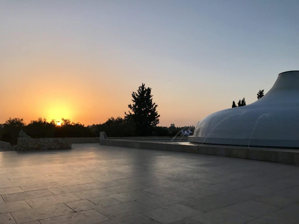 Jerusalem's Israel Museum - one week in Israel and Jordan