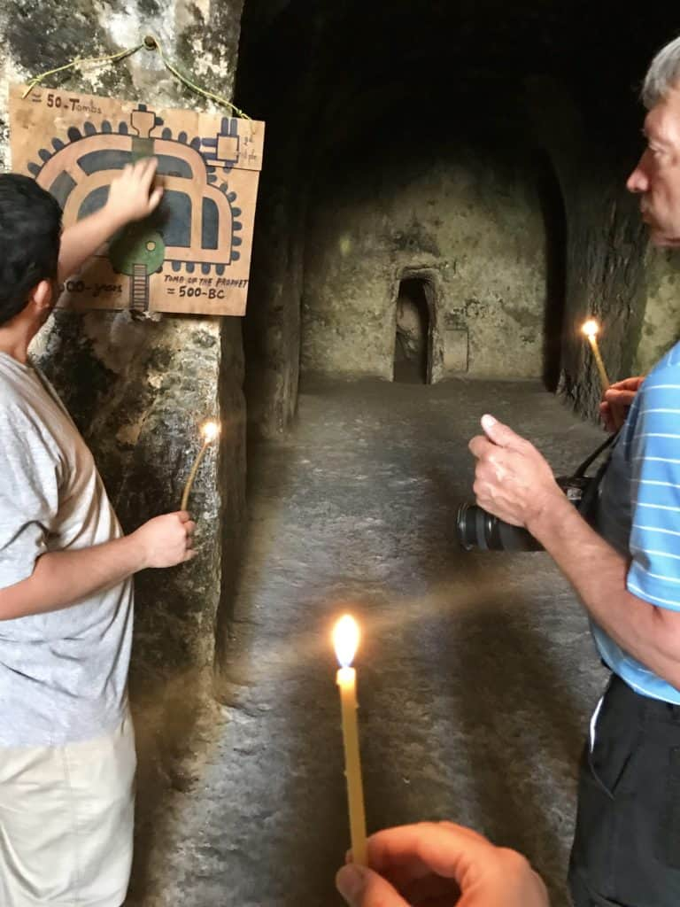 The Tomb of Three Prophets | What to do in Jerusalem with 24 hours | How to make the most of a short visit to this ancient city, Jerusalem itinerary ideas, Jerusalem trip planning, what to do in Israel, a day in Jerusalem #jerusalem #israel #holyland