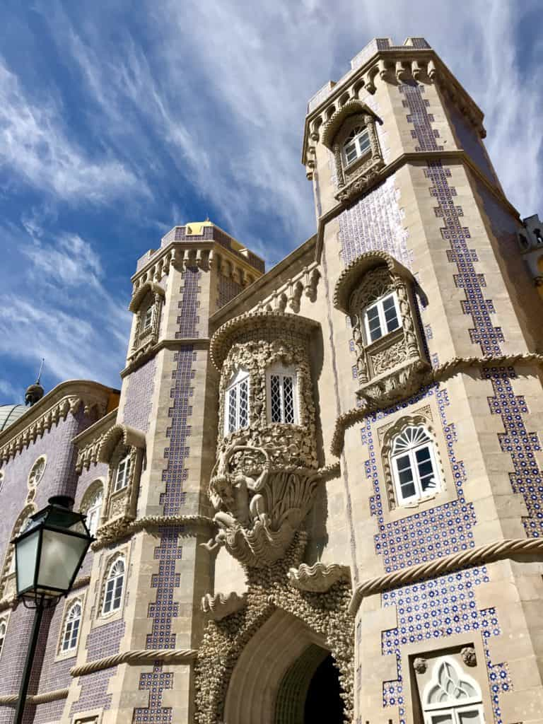 A guide to visiting magical Sintra, Portugal, a perfect guide for any first-timer | What to do in Sintra, which castles to visit, how to plan your trip | Sintra is the perfect day trip from Lisbon, but you could easily spend a few days exploring all the amazing history! #sintra #portugal