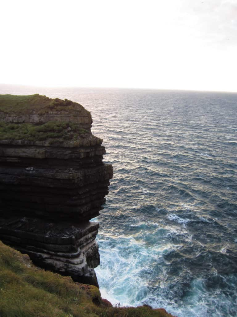 Loop Head, Ireland | a perfect alternative to the Cliffs of Moher