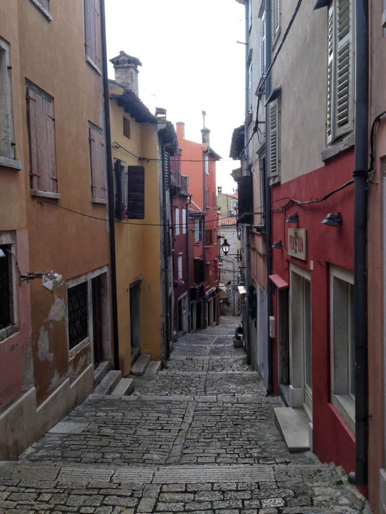 Rovinj, Croatia   a charming coastal town in Istria, perfect base for exploring the hill towns of Croatia