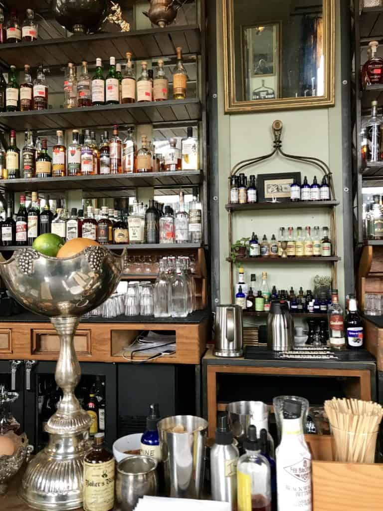 Asheville's cocktail scene is pretty impressive | Things to do in Asheville, retro cocktails, where to eat in Asheville