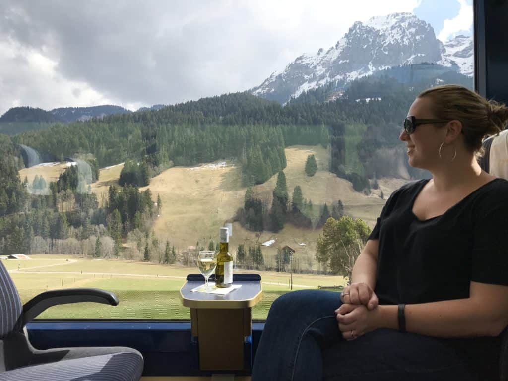 How to take a trip on Switzerland's Golden Pass route, train travel between Geneva and Luzern