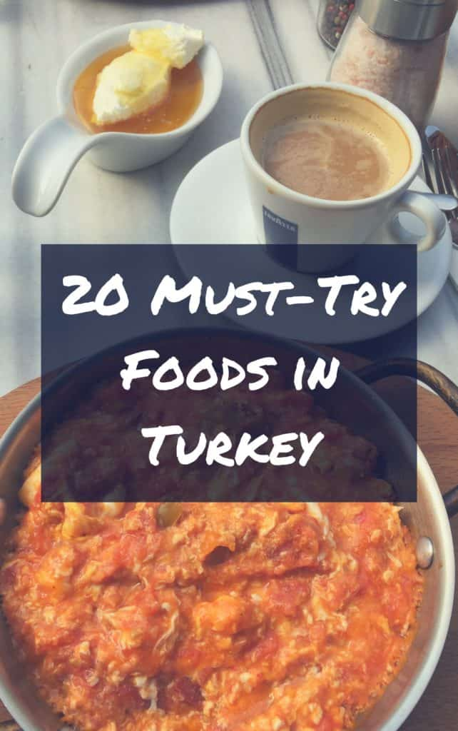 A Guide to Turkish Cuisine: 20 Dishes You Have to Try | Turkish food is amazing & varied, 20 foods from Turkey to eat, what to eat in Turkey, Istanbul food tours, best Turkish food #turkey #food #cuisine