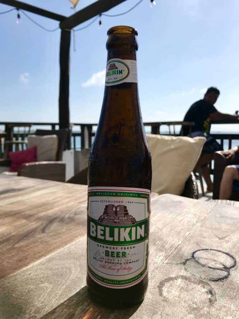 Chill tips for Caye Caulker, Belize   head over to Koko King for some beach time & a rooftop terrace