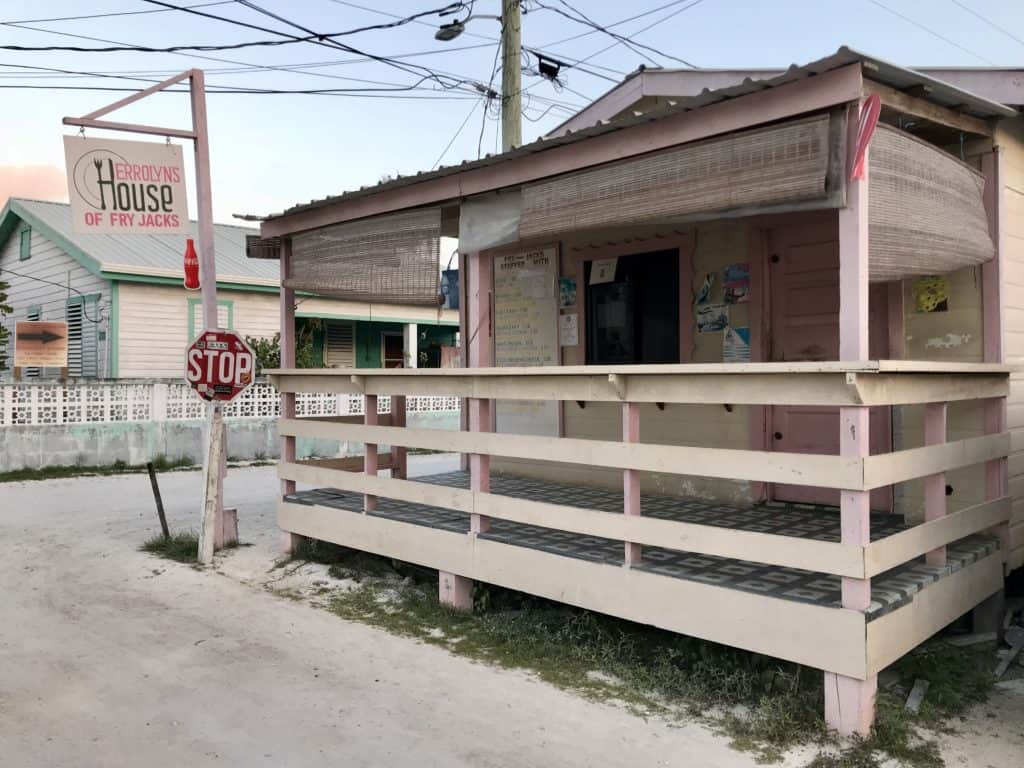 Where to eat in Caye Caulker, Belize...delicious dinner ideas, which Caye Caulker restaurants are worth your time, the best coffee, and more