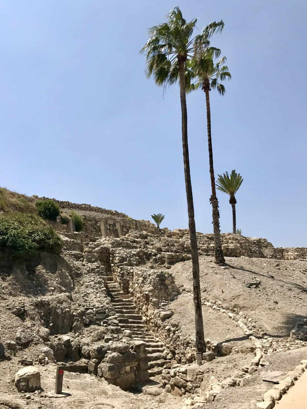 Visiting Tel-Megiddo...what to do in Israel