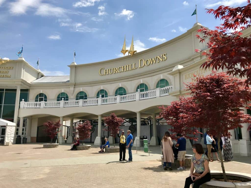 An afternoon at Churchill Downs in Louisville, Kentcuky...why this is a must-visit