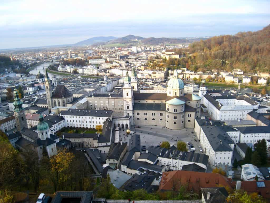 What to do in Salzburg, Austria | How to spend a day or two in Salzburg, things to do in Salzburg, Sound of Music tours, Hohensalzburg Fortress, Austria itinerary ideas, and more! #salzburg #austria #soundofmusic