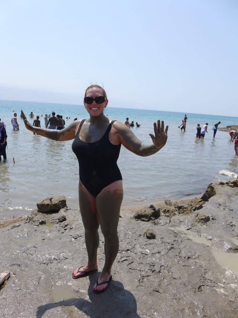 A float in the Dead Sea is a must on a 7-day Israel and Jordan itinerary