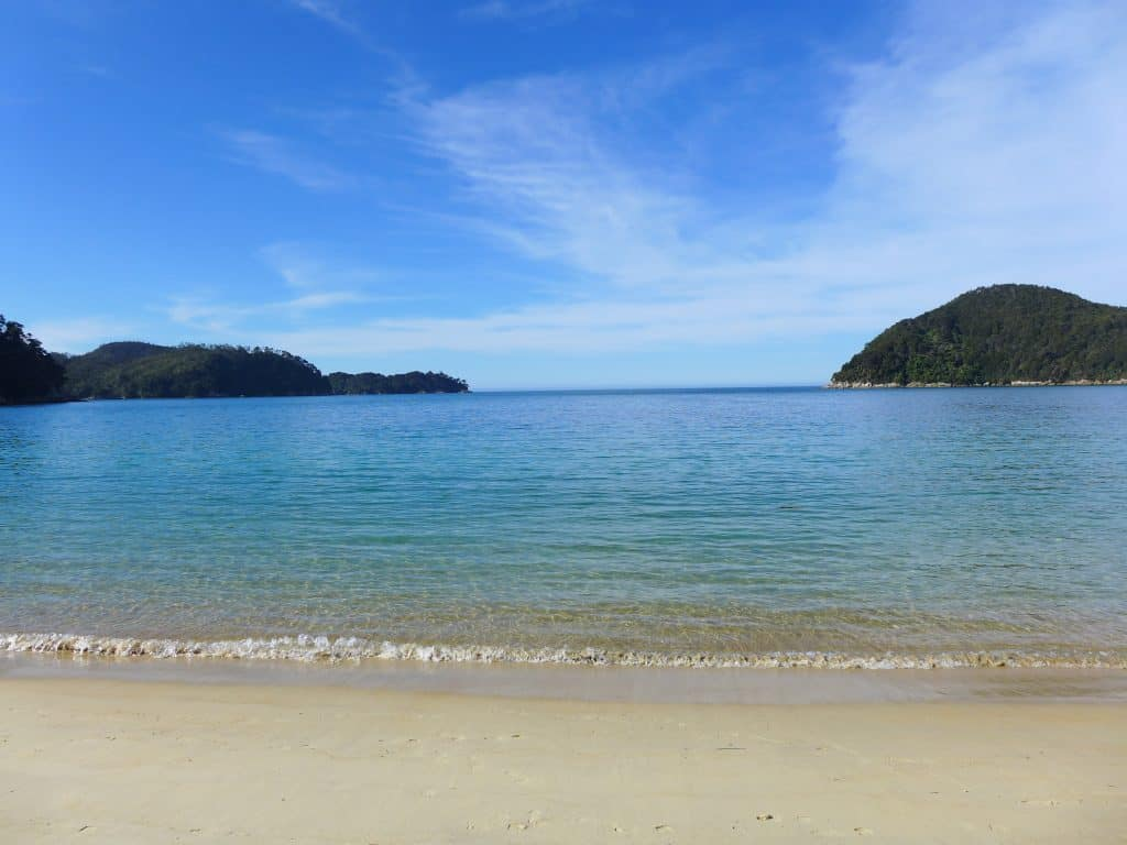 Gorgeous Abel Tasman National Park near Nelson, New Zealand | One Girl, Whole World