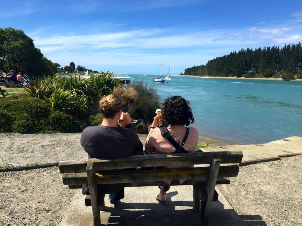 NELSON, NEW ZEALAND | Why the Nelson area on the South Island makes an awesome base for exploring Abel Tasman National Park, wineries, breweries, hiking, skydiving, and so much more. What to do on the South Island of New Zealand, and what to do in Nelson! #newzealand #southisland #abeltasman