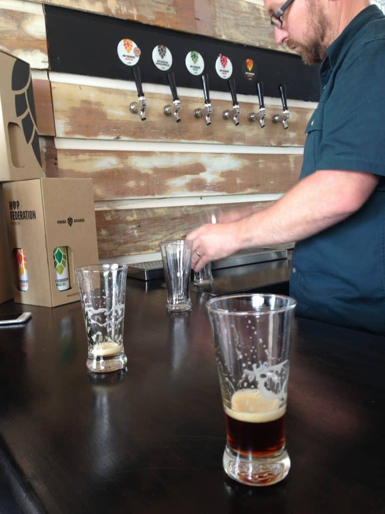 Enjoying New Zealand's craft brewery scene, near Nelson | One Girl, Whole World