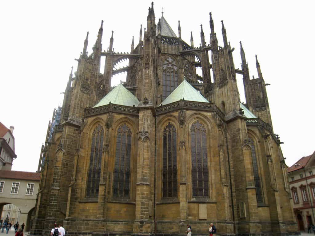 St. Vitus Cathedral, a must in Prague | what to do in Prague