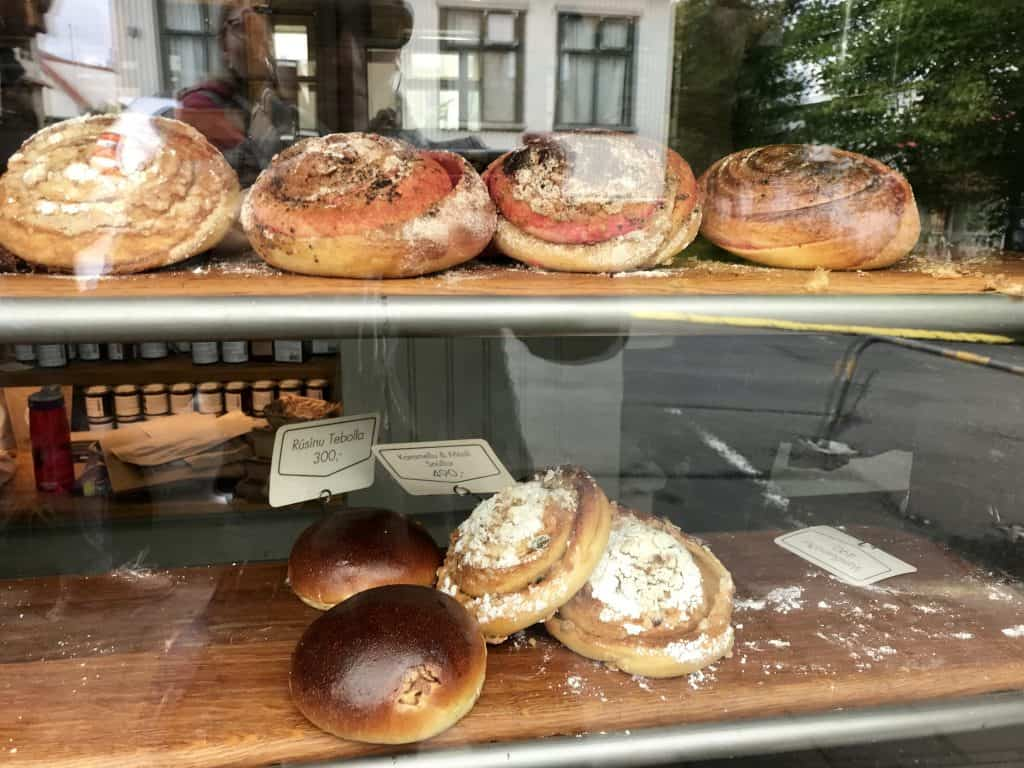 Iceland's pastry game is on point...Braud & Co is a must-visit in Reykjavik!