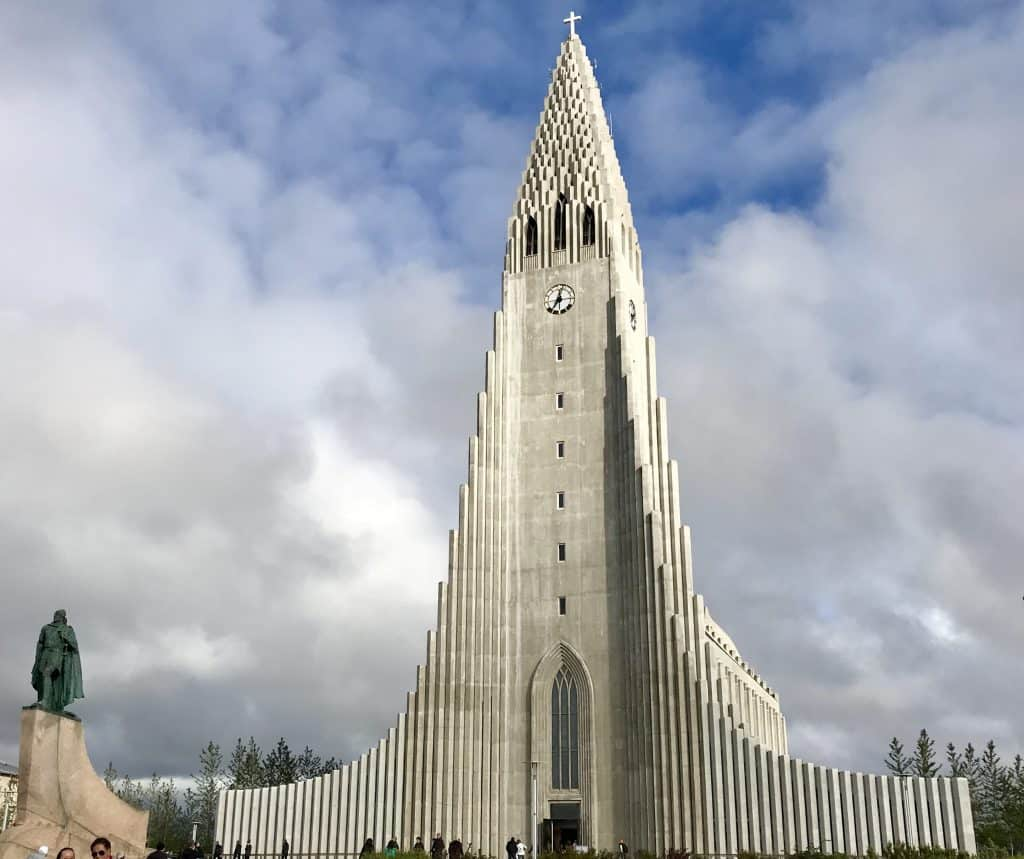 24 Hours in Reykjavik, Iceland | a first-timer's guide to spending 24 hours or less in Iceland's colorful, fun capital city! What to do in Reykjavik, things to do in Reykjavik, including Hallgrimskirkja, the Sun Voyager statue, nightlife, and more!