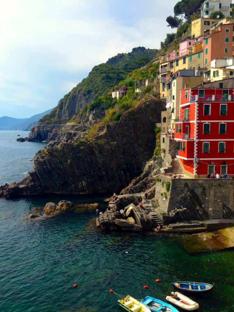 Where to stay in Riomaggiore, Cinque Terre | One Girl, Whole World