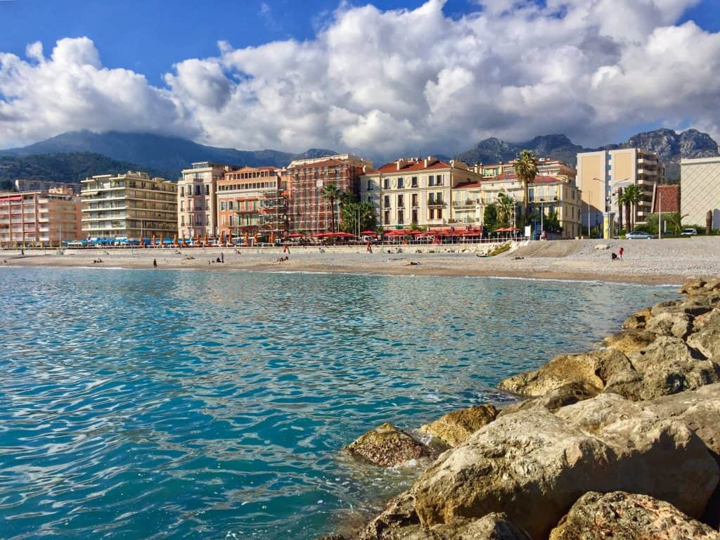 PLANNING A FRENCH RIVIERA ITINERARY | There are so many lovely towns along the French Riviera, here are some tips for planning your South of France trip. What to do on the French Riviera, where to stay, Riviera towns to visit! | One Girl, Whole World