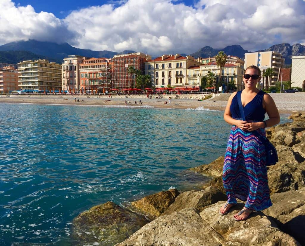 Adorable Menton...What to do in the French Riviera | One Girl, Whole World