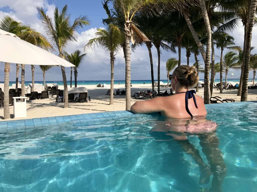My review of our stay at the Royal Hideaway Playacar in Playa del Carmen, Mexico | my first all-inclusive resort, Mexican Riviera