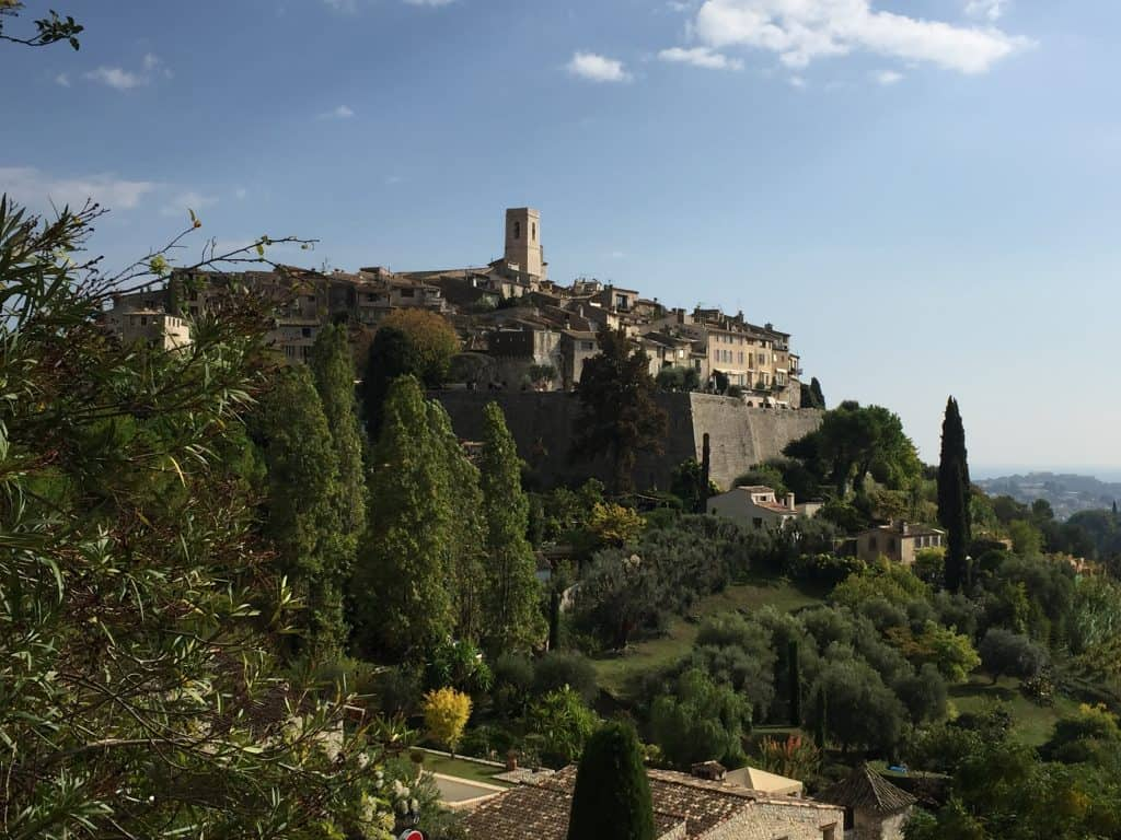 Adorable St. Paul-de-Vence, a hill town on the French Riviera | One Girl, Whole World