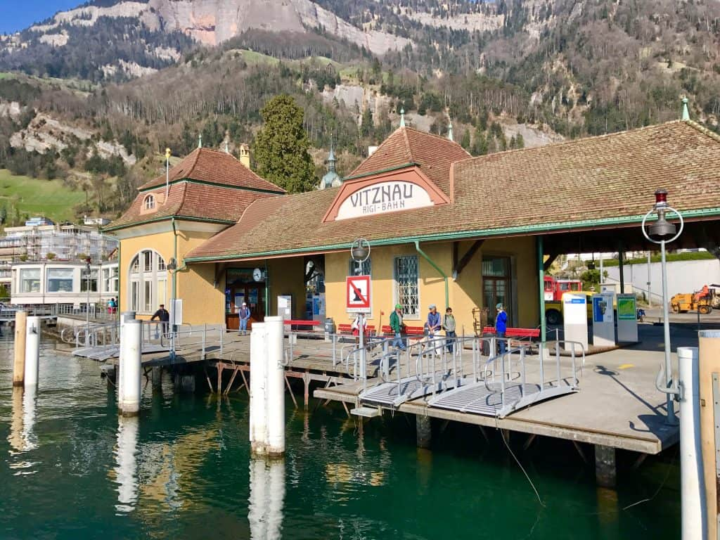A boat trip to Vitznau...what to do with a day in Luzern, Switzerland | One Girl, Whole World