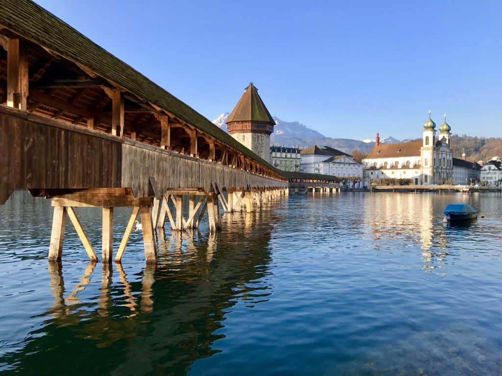 24 hours in Luzern, Switzerland | One Girl, Whole World