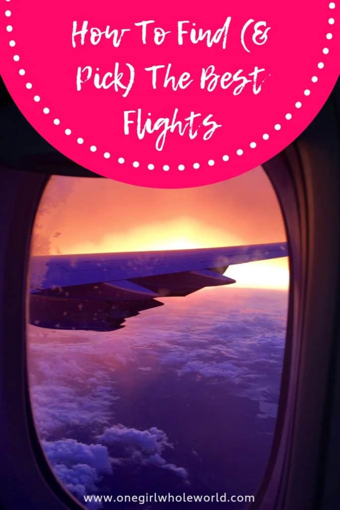 How to Find the Best Flights Every Single Time | detailed tips for where to search, how to compare flights, cancellation policies, and much more! Find great flights for every kind of trip! #traveltips #travelhack #flight #bestflight #compareflights #cheapflights