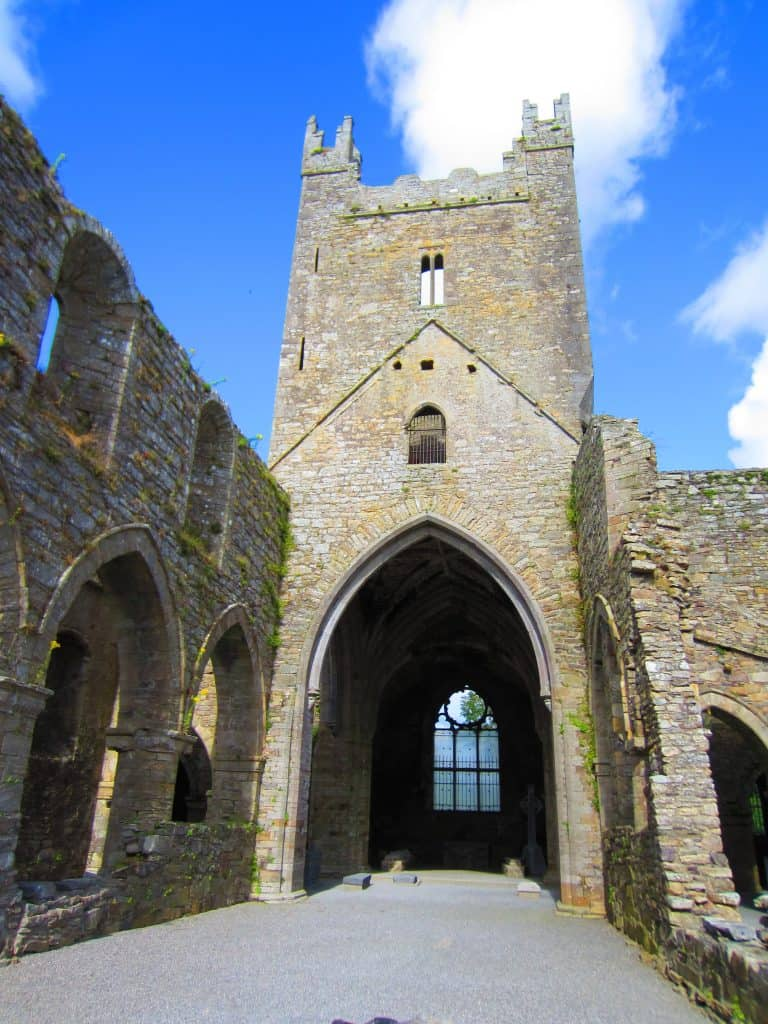Visit Jerpoint Abbey outside of Kilkenny - things to do in Kilkenny, Ireland