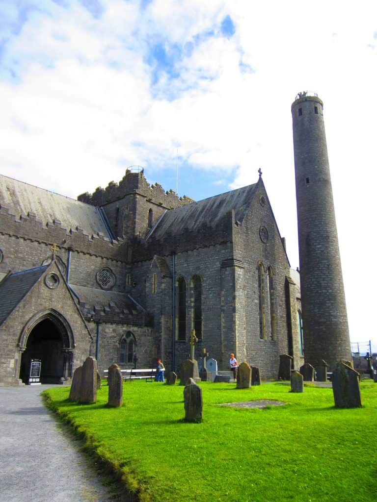 Things to do in Kilkenny, Ireland - St. Canice Cathedral