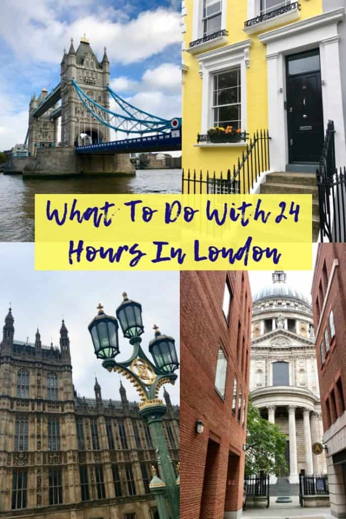 11 tips for what to do in London with just a day