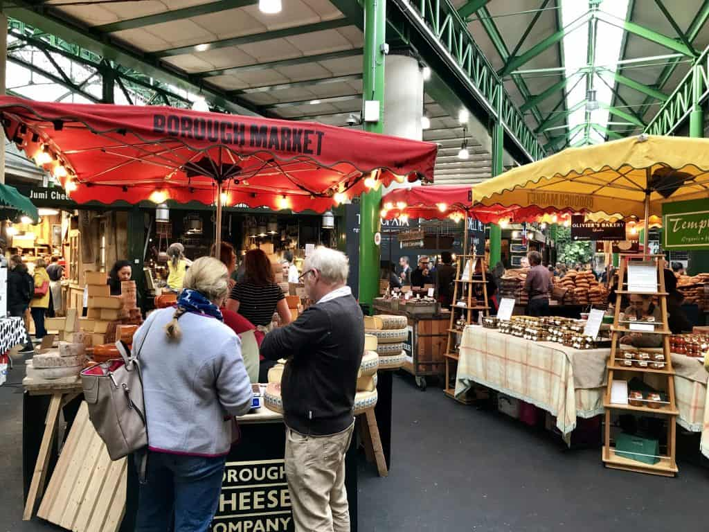 Borough Market is a must if you're visiting London! 11 tips to make the most of 24 hours in London | One Girl, Whole World