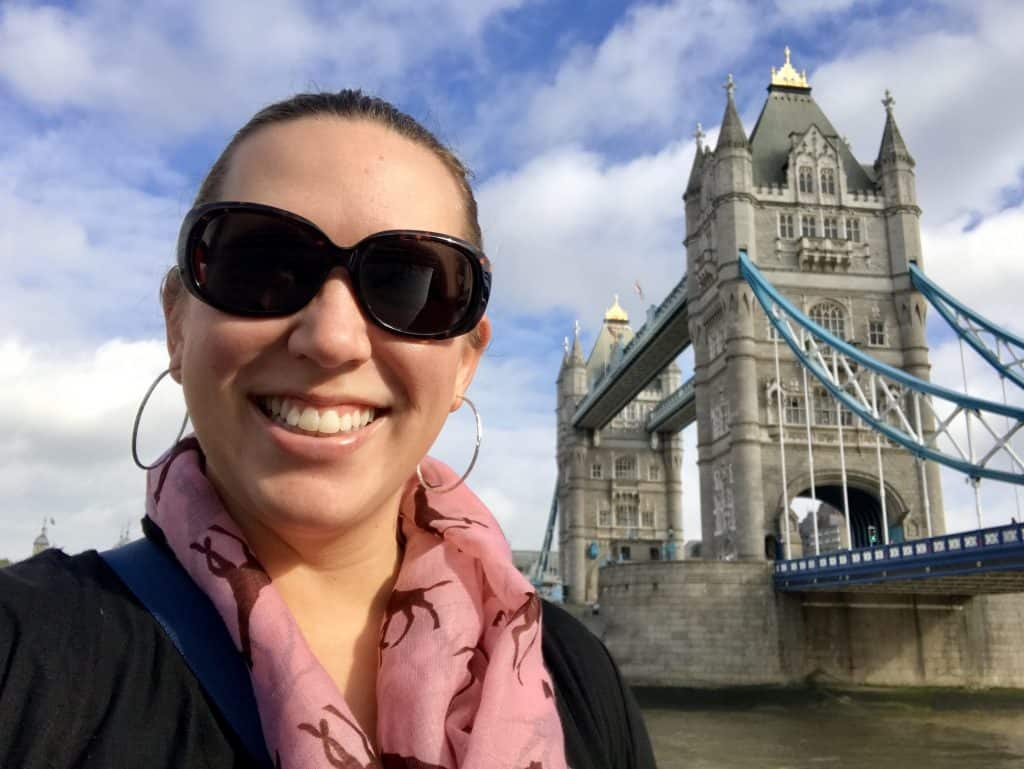 Beautiful Tower Bridge! 11 tips to make the most of 24 hours in London | One Girl, Whole World