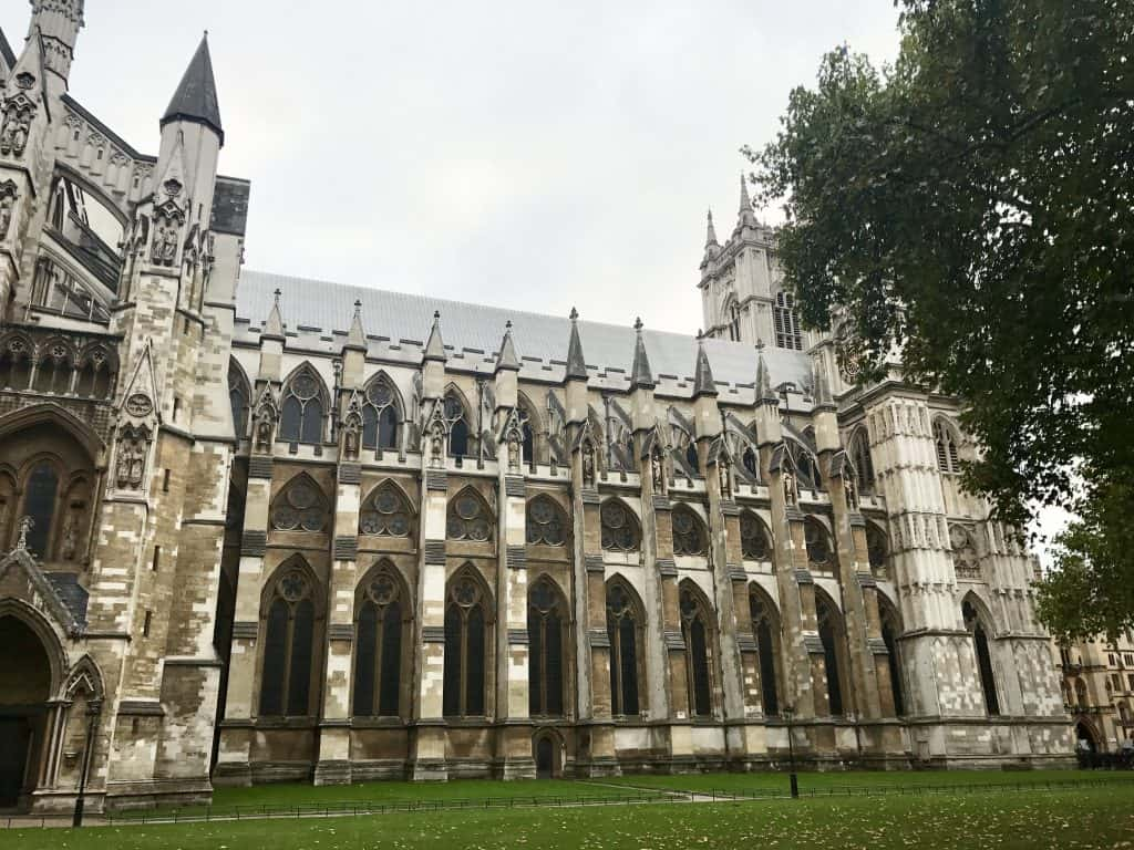 Make sure to stop in at Westminster Abbey - what to do with 24 hours in London