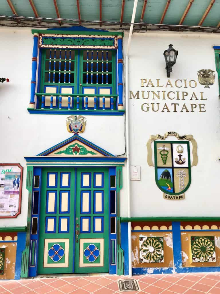 Guatapé, Colombia | Why a visit to the most colorful town in Colombia is a must if you're spending time in Medellin | what to do in Medellin, Medellin itinerary ideas...how to visit Guatape!
