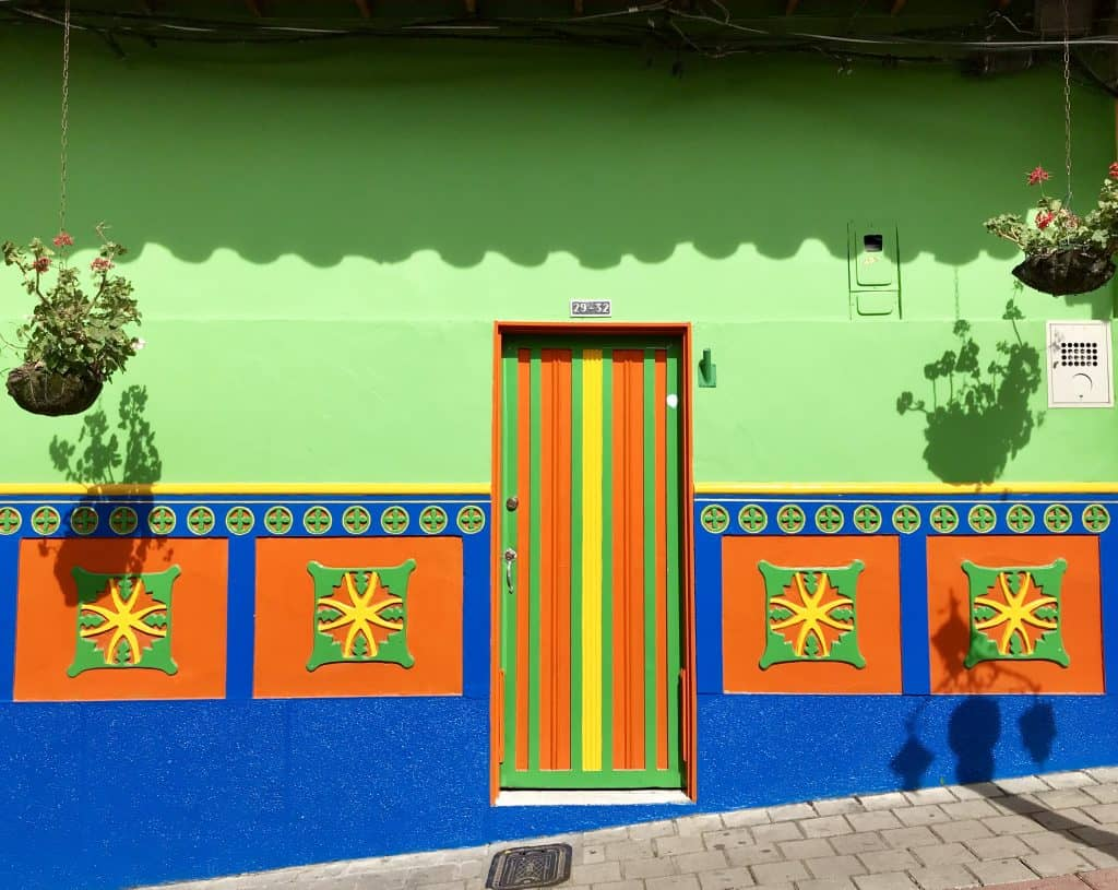 How to visit colorful Guatapé, Colombia from Medellin | One Girl, Whole World