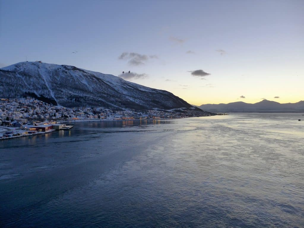Exploring Tromso in the winter...what to do & see in Tromsø, Norway | One Girl, Whole World