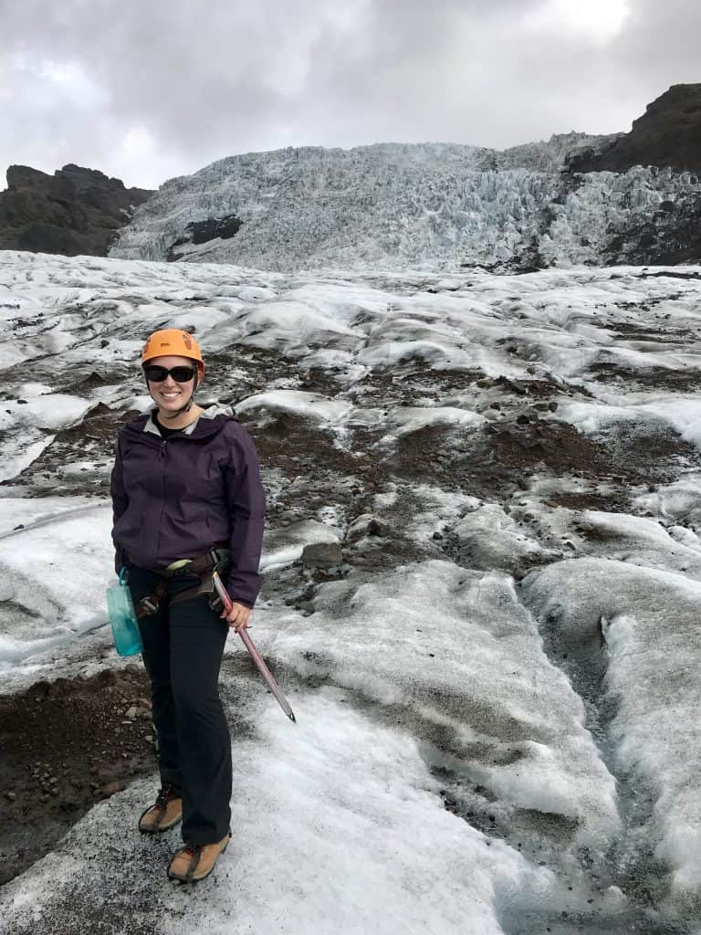 Be wowed by Iceland's stunning glacial landscape with a glacier hike | One Girl, Whole World