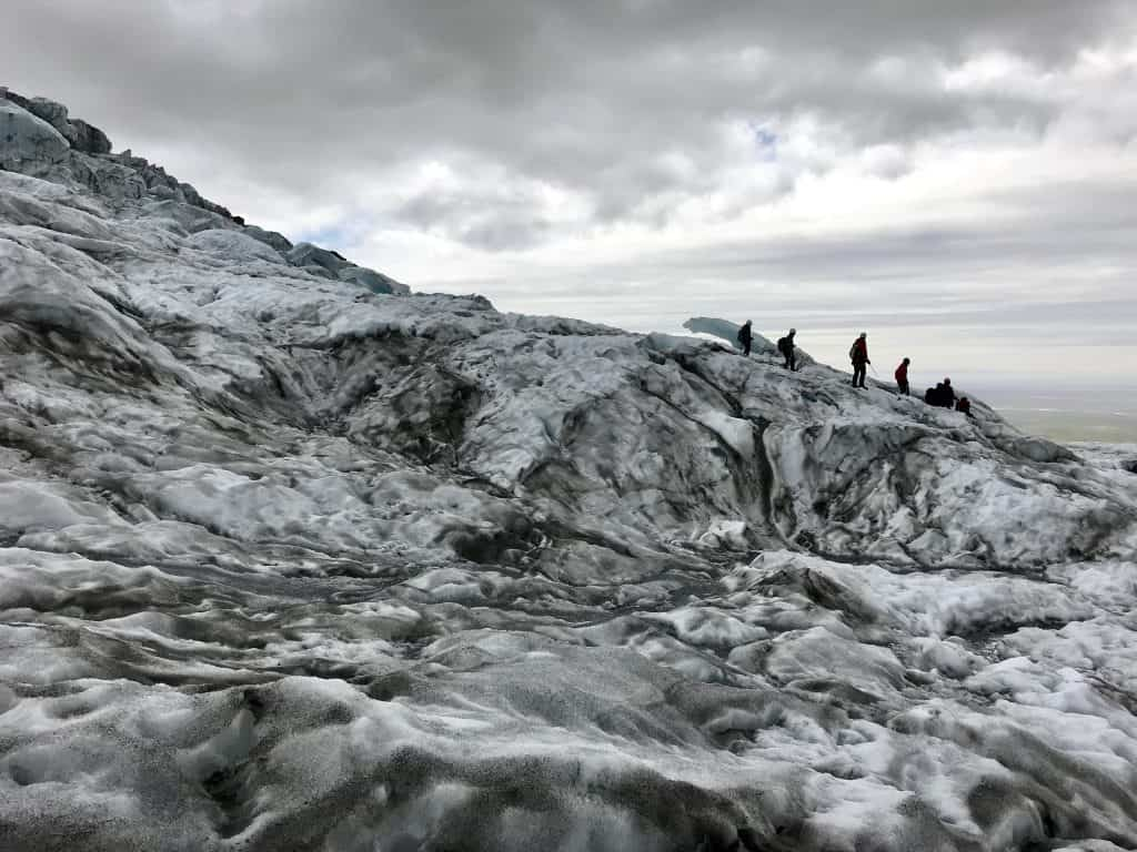 Why a glacier hike should be on your Iceland itinerary | One Girl, Whole World