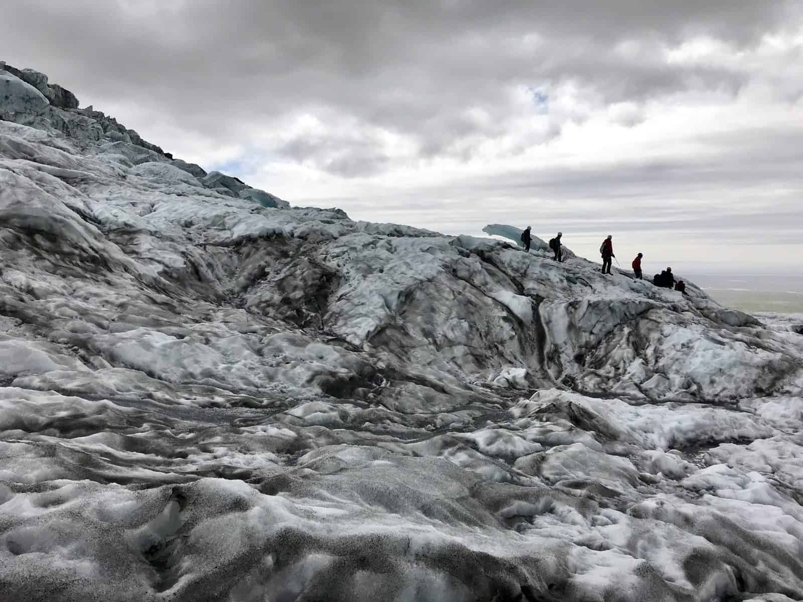 Things to do in Iceland during Midnight Sun - glacier hiking was an amazing experience