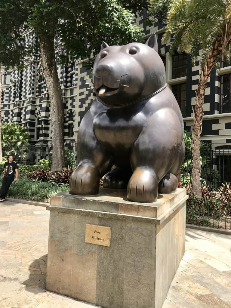 A First-Timer's Guide to Medellin, Colombia...things to do in this vibrant city - visit Plaza Botero