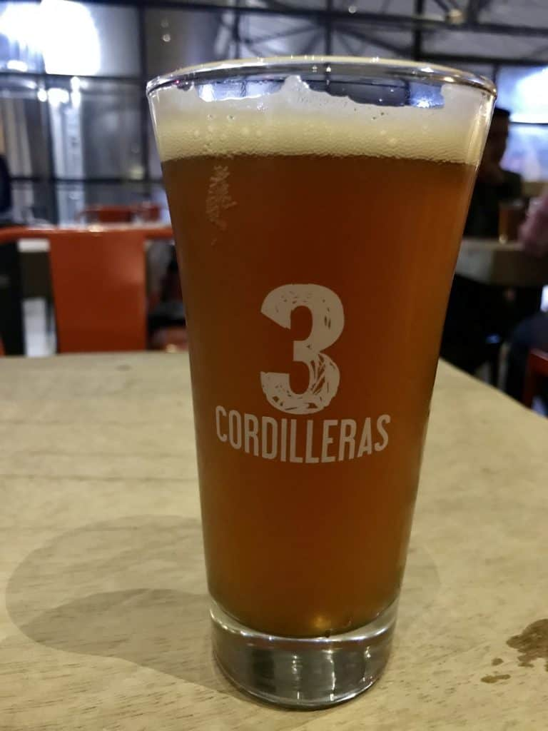 Live music and craft brews at 3 Cordilleras in Medellin, Colombia - things to do in Medellin