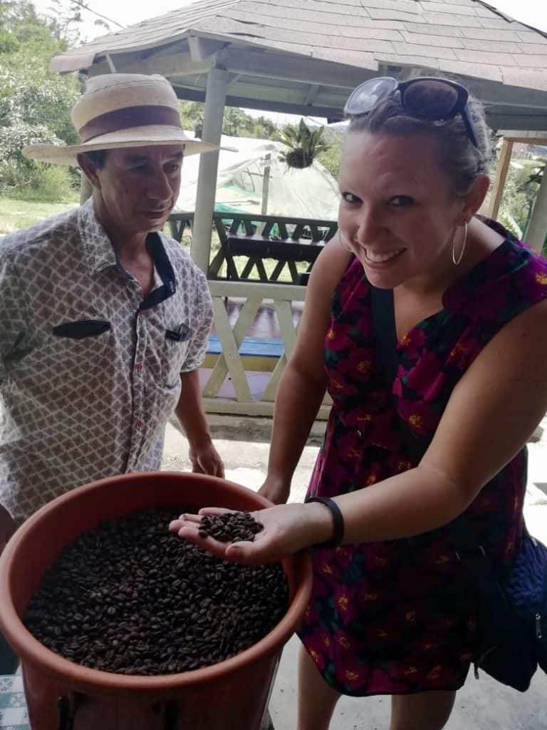 A coffee farm tour, easy day trip from Medellin, Colombia | One Girl, Whole World