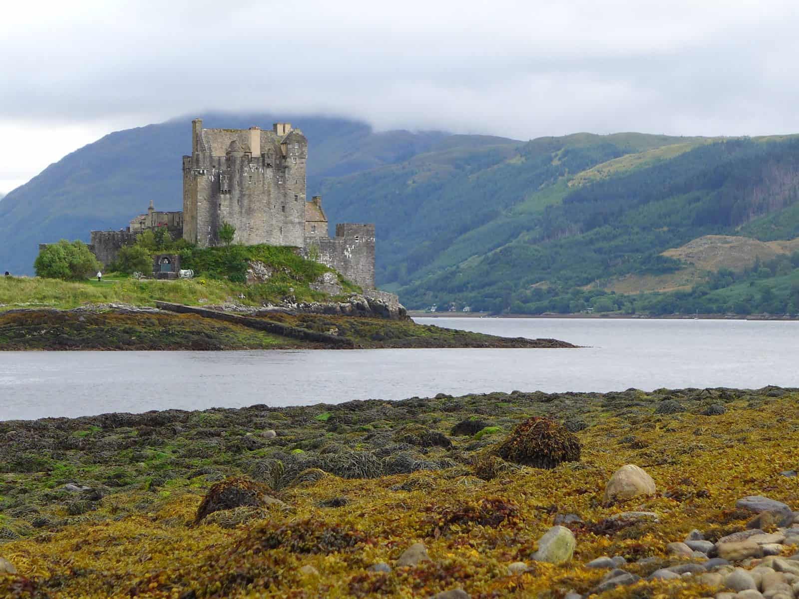 Eilean Donan Castle - a must on any Scottish itinerary