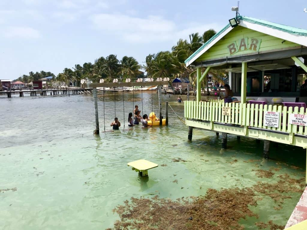 Should I visit Caye Caulker??  What to do in Caye Caulker, Belize, and 5 reasons this island isn't for everyone | One Girl, Whole World