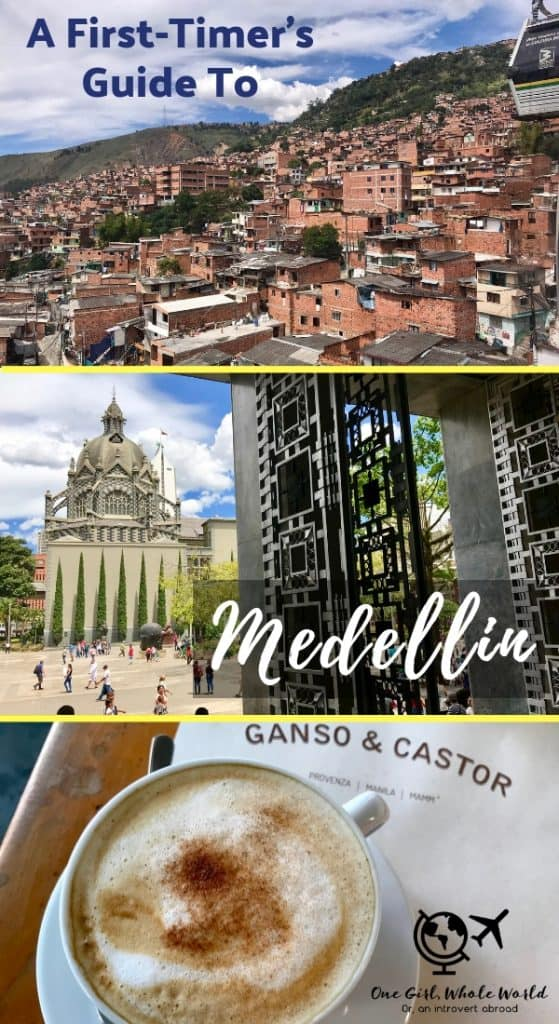 A First-Timer's Guide to Medellin, Colombia | Things to do in Medellin, where to stay and eat, what to do with a weekend in Medellin. This city guide will help you plan an amazing trip to Medellin! #medellin #colombia #southamerica #cityguide #travel #itinerary #coffee #botero