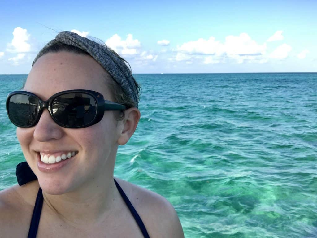 Belize Snorkeling & Sailing with Carlos Tours in Caye Caulker | One Girl, Whole World