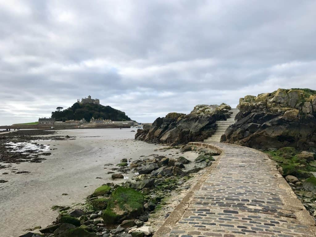 Visiting St. Michael's Mount and a Whirlwind Tour of Cornwall, UK | One Girl, Whole World