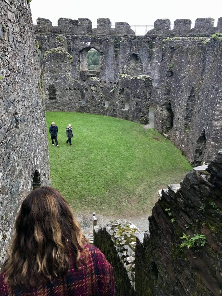 Restormel Castle, St. Michael's Mount and a Whirlwind Tour of Cornwall, UK | One Girl, Whole World